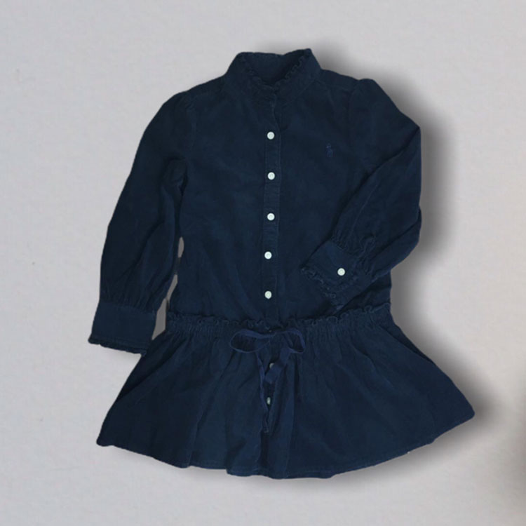 Vestido Ralph Lauren Brechó Infantil Espicheii It Mãe