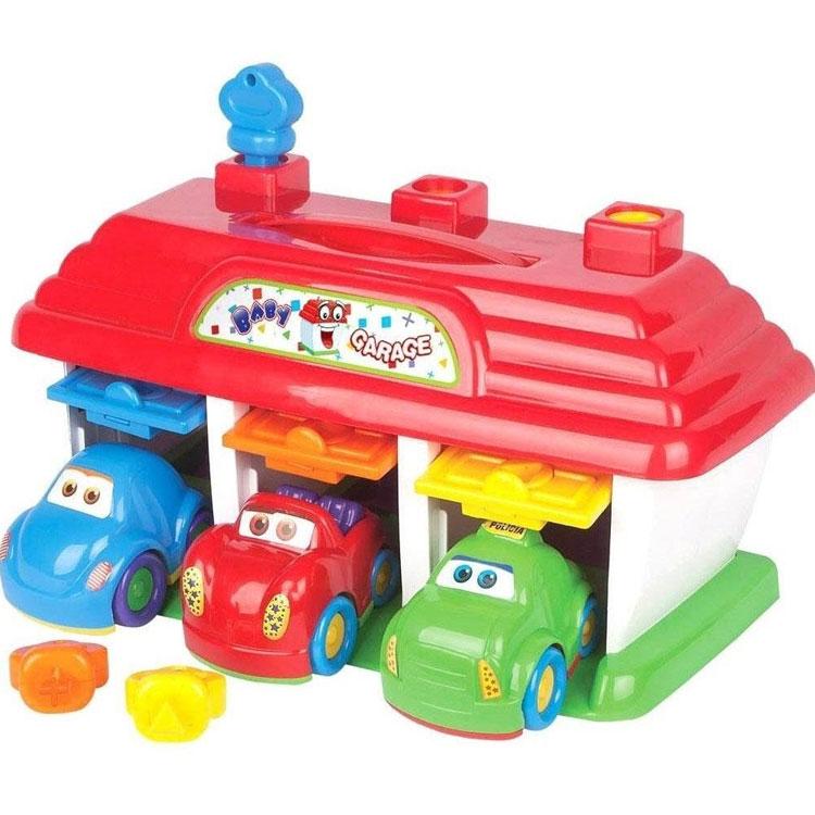 Baby Garage Brinquedos ideais para cada idade Góin Góin It Mãe