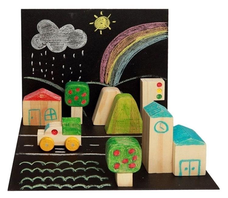 Coleção Cidade Fazenda brinquedos ideais para cada idade Góin Góin It Mãe