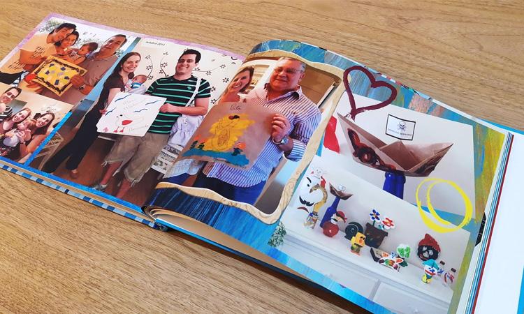 Como organizar e guardar os desenhos e trabalhos das crianças