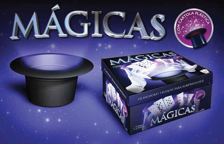 Jogo de mágica brinquedos ideais para cada idade Góin Góin It Mãe