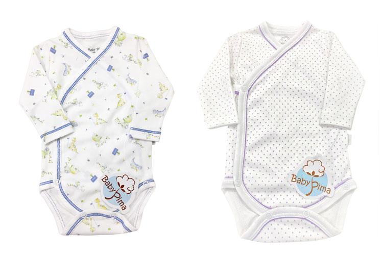 Kimono Itens que ajudam a cuidar do bebê Baby Pima It Mãe