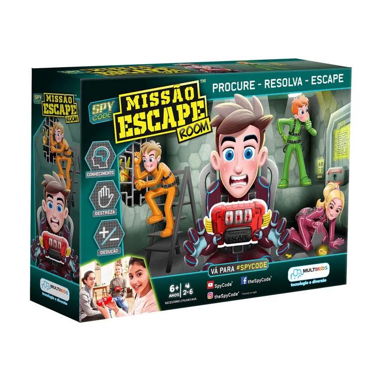 Jogo Escape brinquedos ideais para cada idade Góin Góin It Mãe