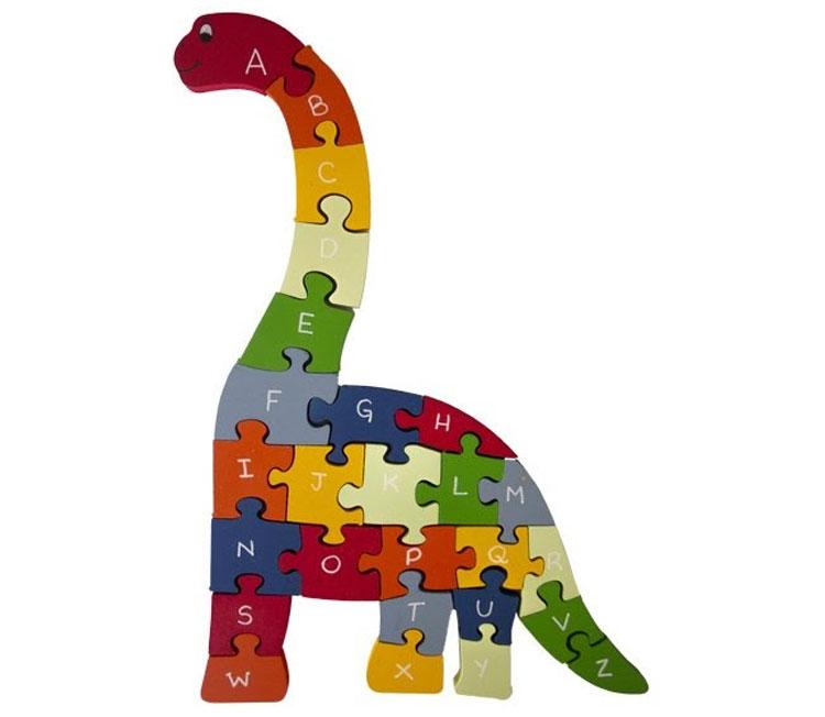 Quebra-cabeça dinossauro brinquedos ideais para cada idade Góin Góin It Mãe