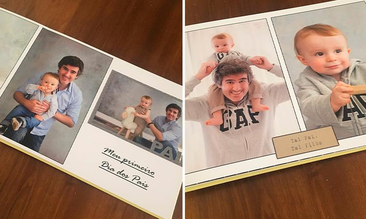 Dia dos Pais Meu Fotolivro - It Mãe