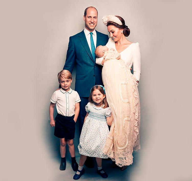 Batizados da família real britânica - It Mãe