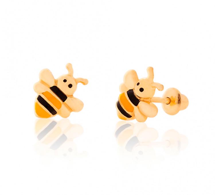 Brinco de abelha Mini La Joie - It Mãe