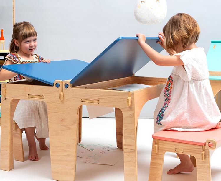 Mesa esconde esconde Lilu Design - It Mãe
