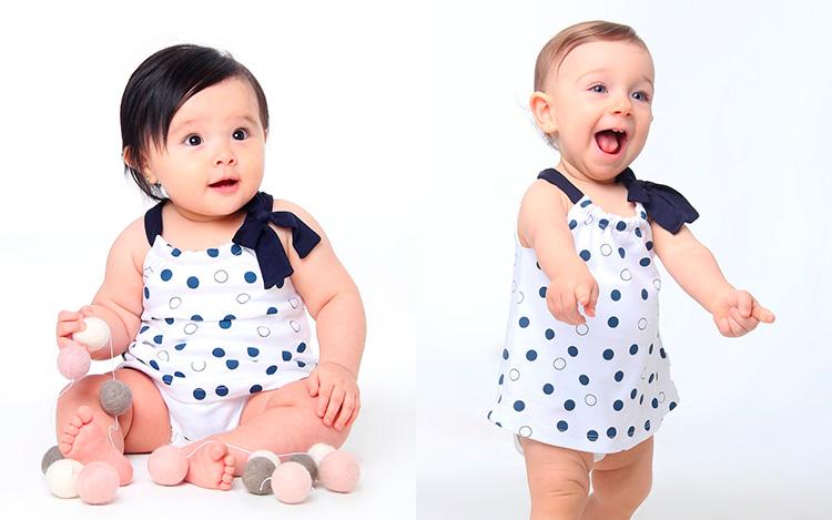Looks para primaveira Baby Pima - It Mãe