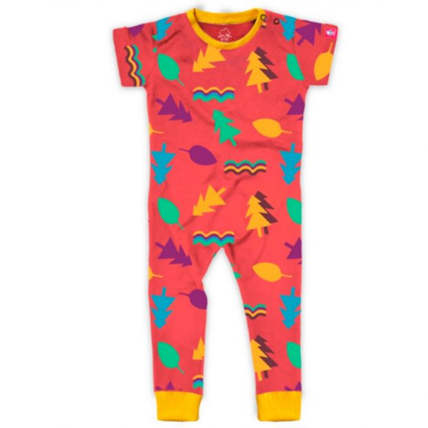 Looks para primavera Macacão Natuer Life Baby Store - It Mãe
