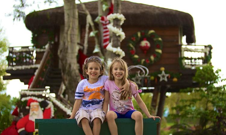 Mavsa Resort Ecoturismo com as crianças Pequenos Exploradores It Mãe