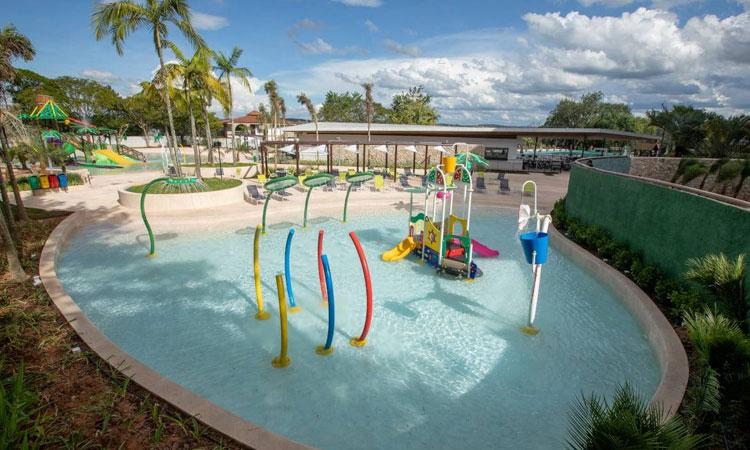 Novotel Itu Golf & Resort Pequenos Exploradores It Mãe