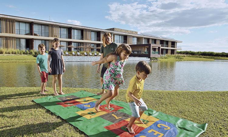 Santa Clara Eco Resort Pequenos Exploradores It Mãe
