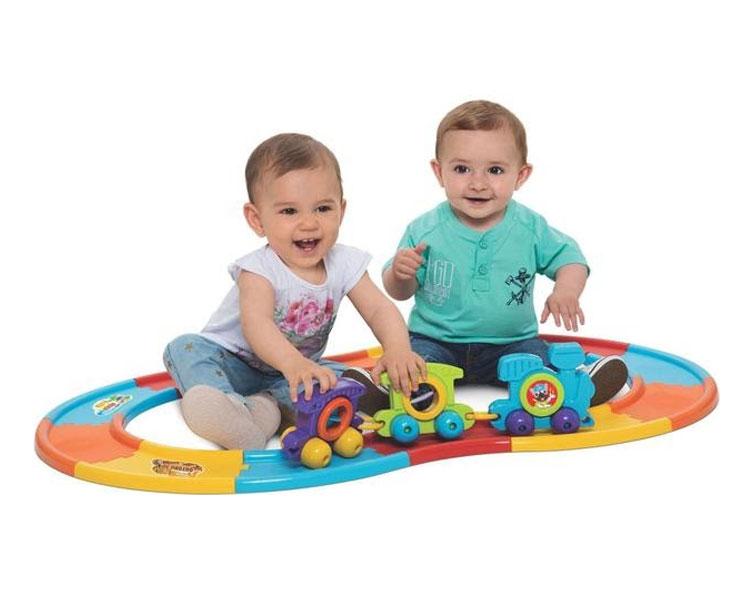 Babytrain brincadeira de imaginação Góin Góin It Mãe