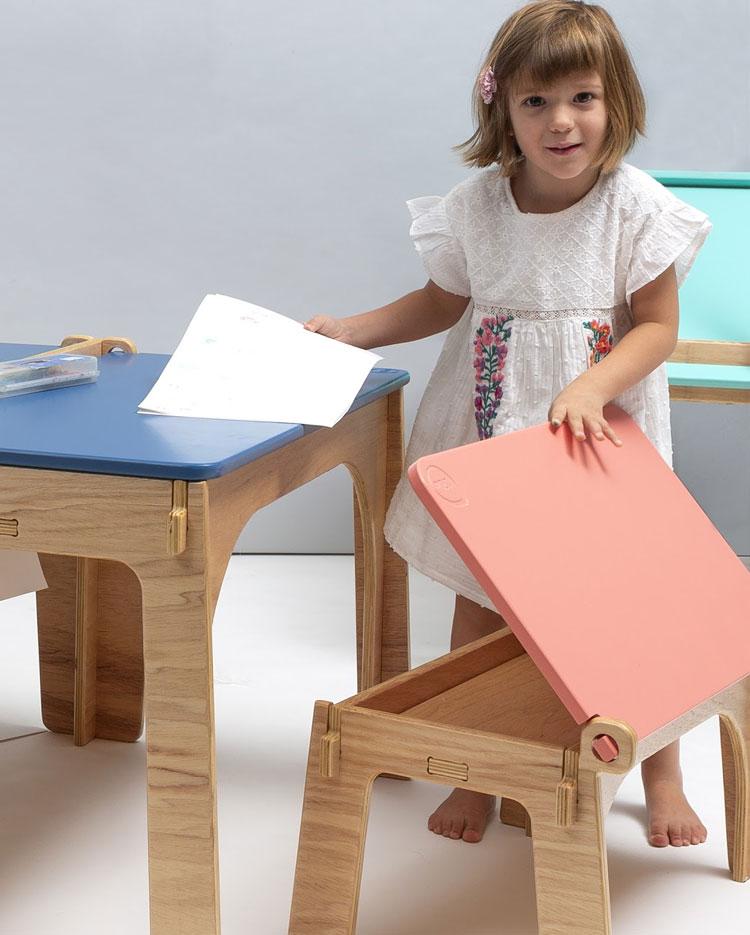 Banco dia das crianças lilu design it mãe