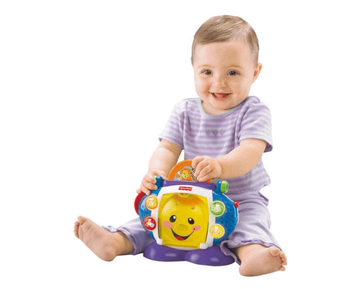 brinquedo para bebê dia das crianças quintal do bebê