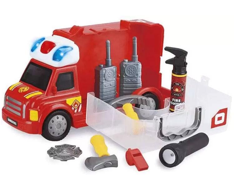 Caminhão de bombeiro Góin Góin It Mãe