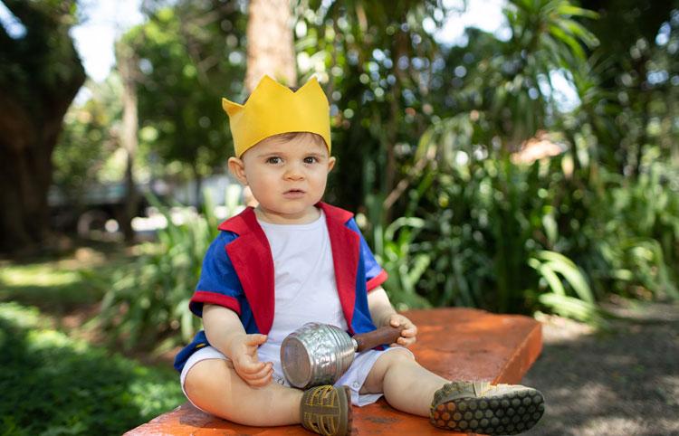 Fantasia de príncipe dia das crianças taioca it mãe
