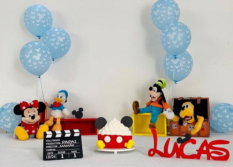 Festa Disney NParty It Mãe