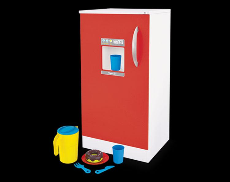 Geladeira Super Lux brincadeira de imaginação Góin Góin It Mãe