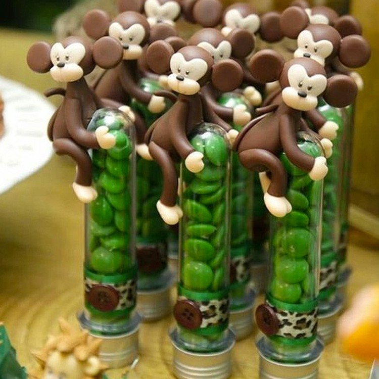 Tubetes Festa Safari Rica Festa - It Mãe