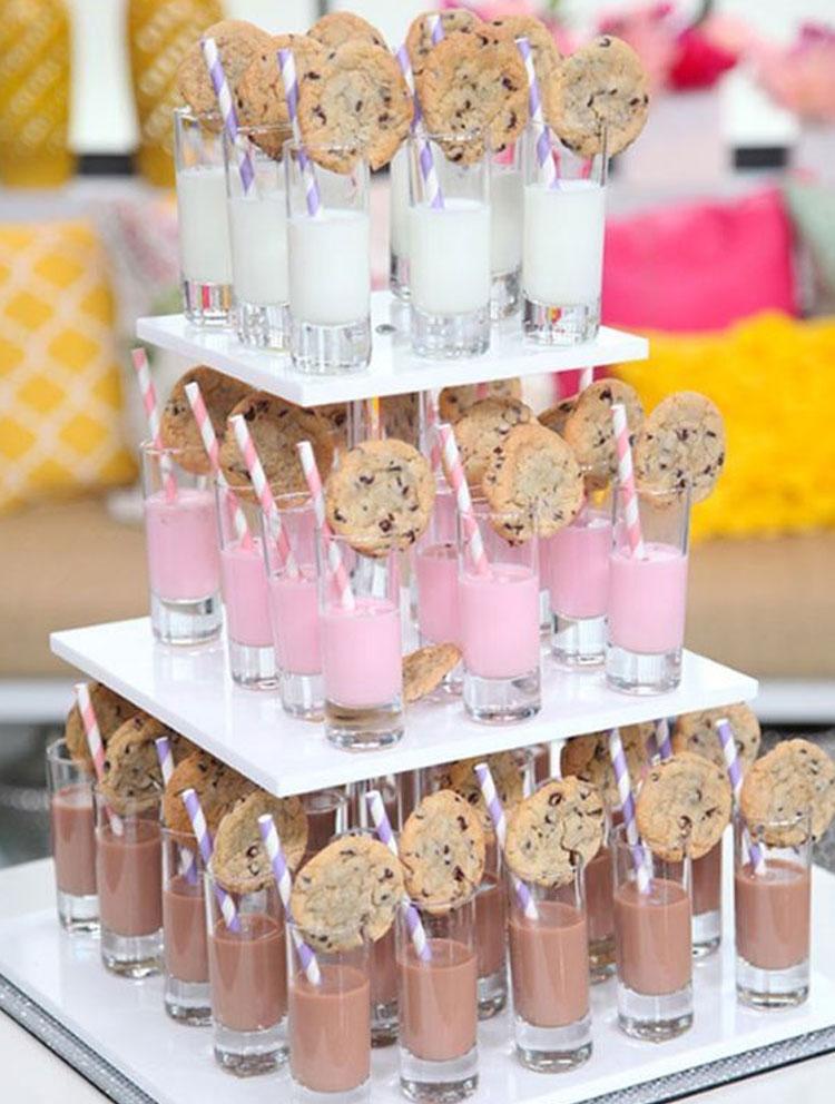 Milkshake e cookies It Mãe