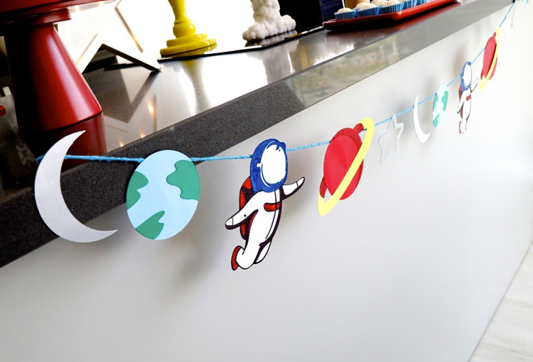 Astronauta Bella Idea - It Mãe