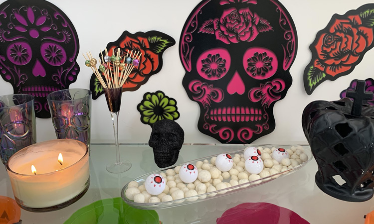 Halloween em casa Rica Festa - It Mãe