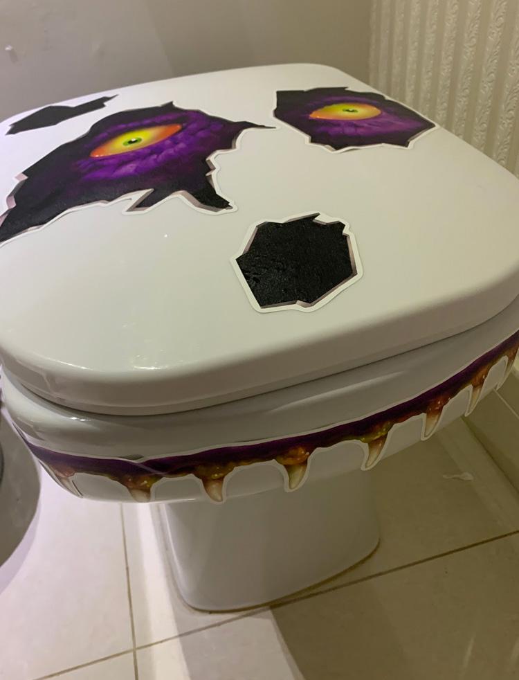 Adesivo Halloween em casa Rica Festa - It Mãe