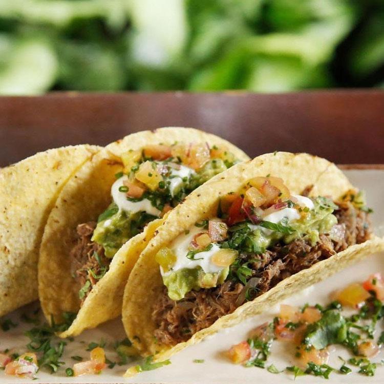 Tacos Mi Casa It Mãe