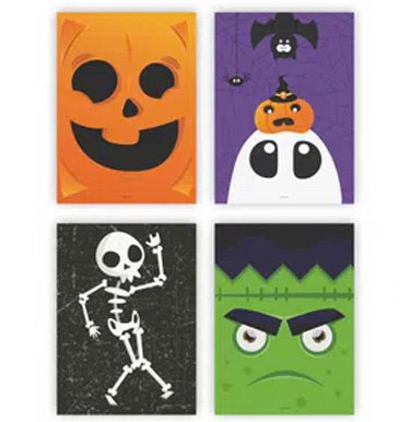 Artigos de festa Halloween Festabox - It Mãe