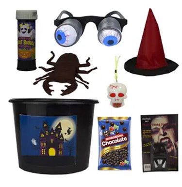 Kit Halloween Festabox - It Mãe