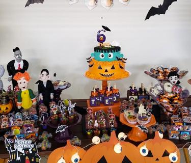 Decoração Halloween Le Petit Personnaliser - It Mãe