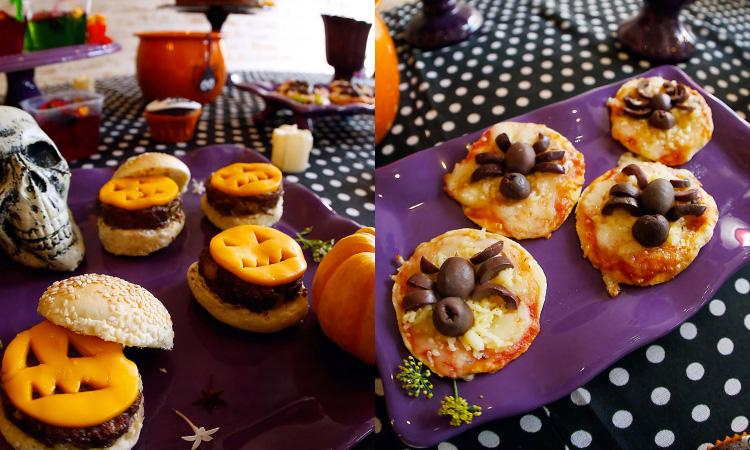Cardápio personalizado Halloween Micasa - It Mãe
