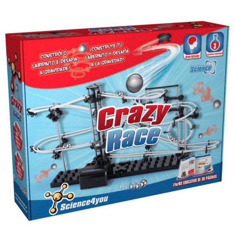 Crazy race presentes de natal para crianças goin goin it mãe