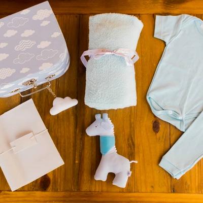 Presentes de Natal Kit Maternidade Blessed Maternity -  It Mãe