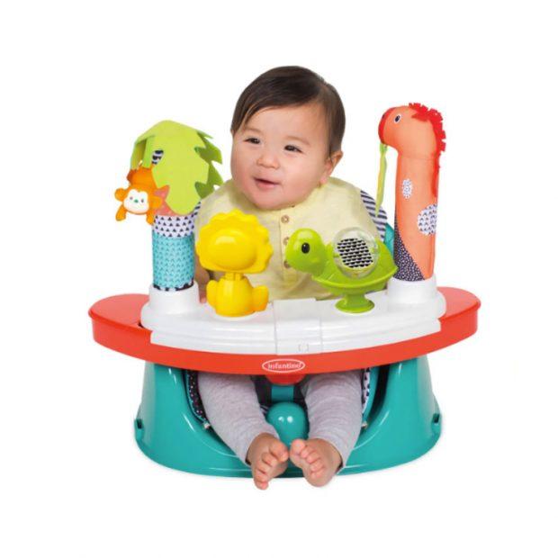Presentes de Natal Cadeirinha Infantil Multifuncional Quintal do Bebê -  It Mãe