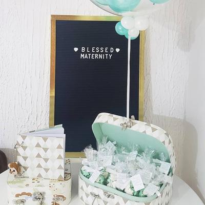 Presentes de Natal Blessed Maternity -  It Mãe