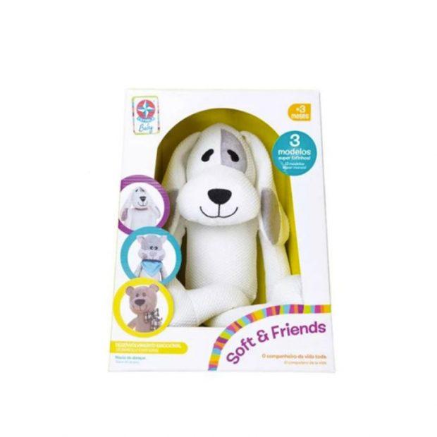 Presentes de Natal Soft and Friends Doggy Góin Góin Brinquedos -  It Mãe