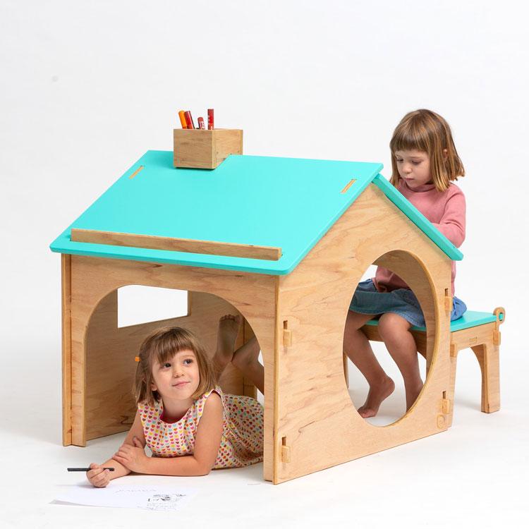 Prancheta casinha presentes de natal para crianças lilu design it mãe