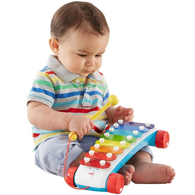 xilofone quintal do bebê it mãe