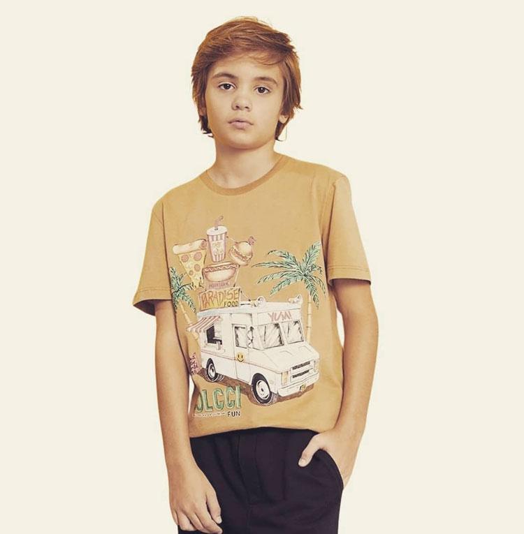 camiseta colcci boys being boys it mãe