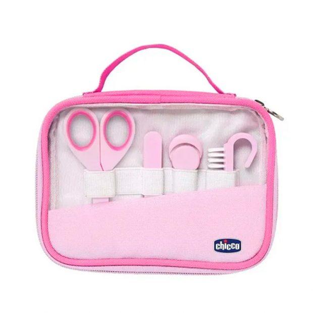 Kit higiene Chicco Itens essenciais chá de bebê - It Mãe