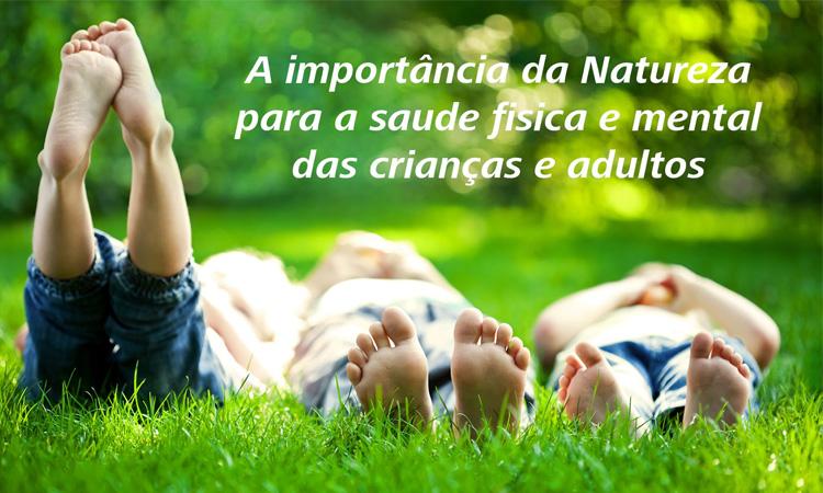 Curso  de como o contato com a natureza na infância é essencial. Disciplina Positiva - It Mãe