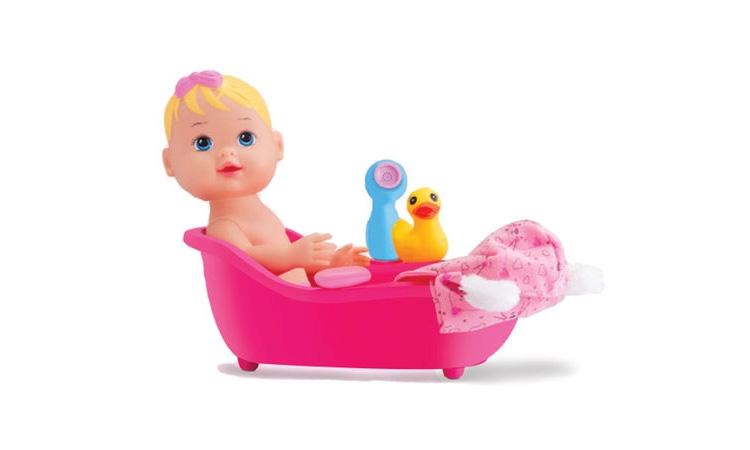 Brinquedos para praia e piscina: My Little Collection Banho da Góin Góin - It Mãe