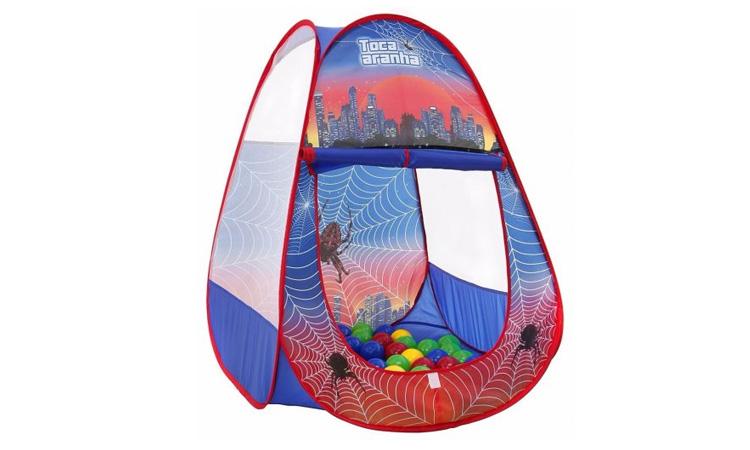 Brinquedos para praia e piscina: Toca Aranha da Góin Góin - It Mãe