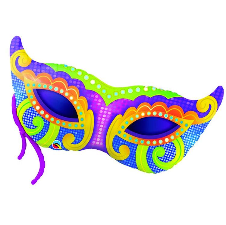 Balão bailinho de carnaval Rica Festa - It Mãe