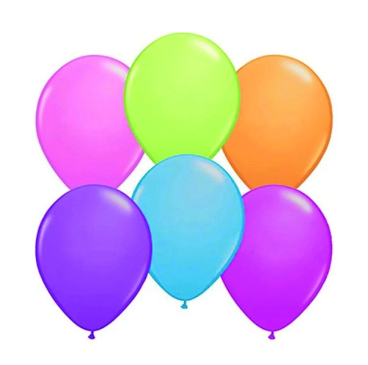 Balões neon bailinho de carnaval Rica Festa - It Mãe