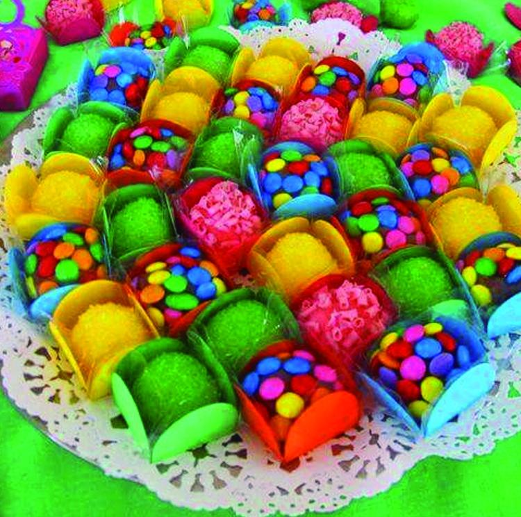 Docinhos coloridos - It Mãe