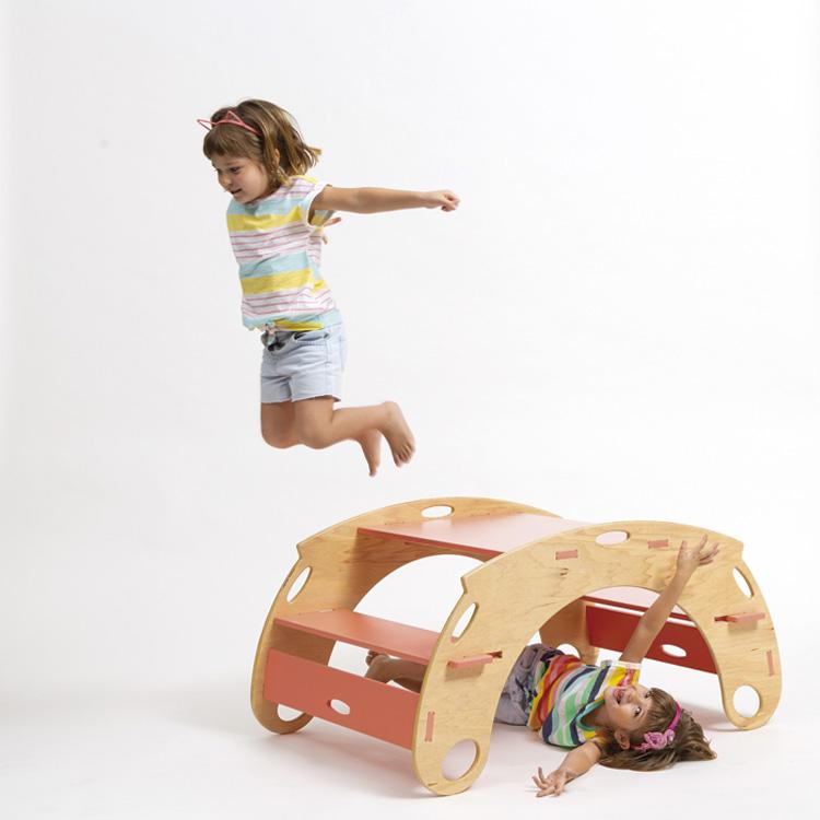 Arco Viking Espaço Lúdico para crianças Lilu Design - It Mãe